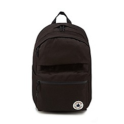 Converse - Black large backpack