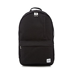 Converse - Black textured backpack