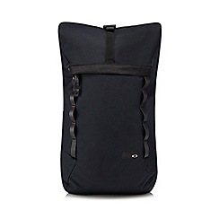 Oakley - Black logo detail backpack