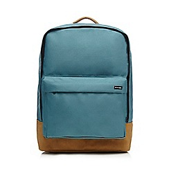 Animal - Aqua zip through backpack