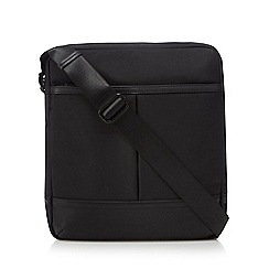 Jeff Banks - Black pocket cross body bag