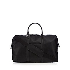 J by Jasper Conran - Black holdall bag
