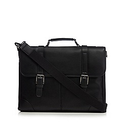 J by Jasper Conran - Black briefcase