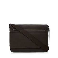 The Eighth - Dark brown laptop bag