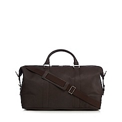 The Eighth - Dark brown holdall bag