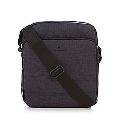 Jeff Banks - Dark grey cross body bag