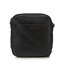 Jeff Banks - Black cross body bag
