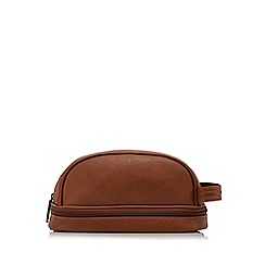 The Collection - Tan wash bag
