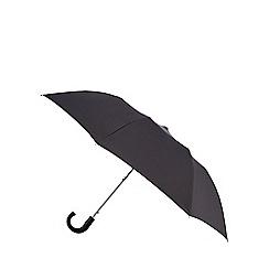 Fulton - Black 'Ambassador' automatic umbrella