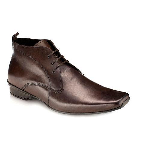 J by Jasper Conran - Designer brown chukka boots