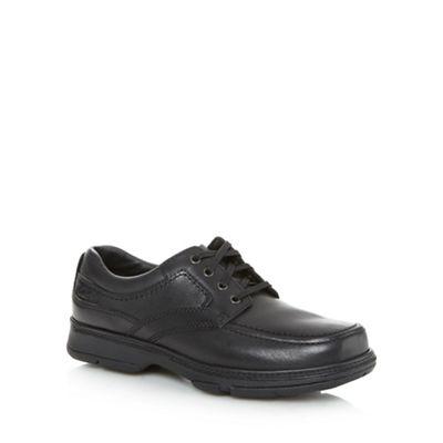 Clarks Black leather ´Star Stride´ shoes - . -