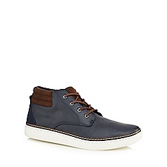 Red Herring - Navy 'Carter' Chukka boots