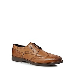 RJR.John Rocha - Tan leather 'Rodna' brogues