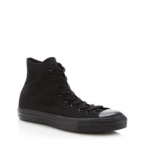 Converse - Converse black +All Star+ hi-top trainers