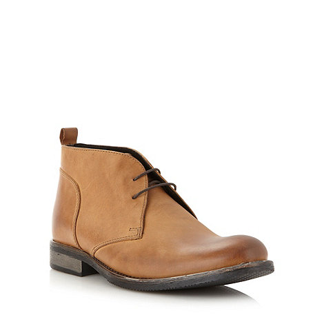 RJR.John Rocha - Designer tan leather boots