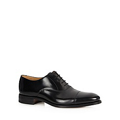 Loake - Designer black leather shoes