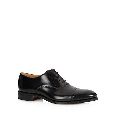 Loake - Designer black leather shoes