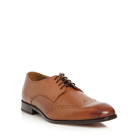 Hammond & Co. by Patrick Grant - Designer tan leather brogues