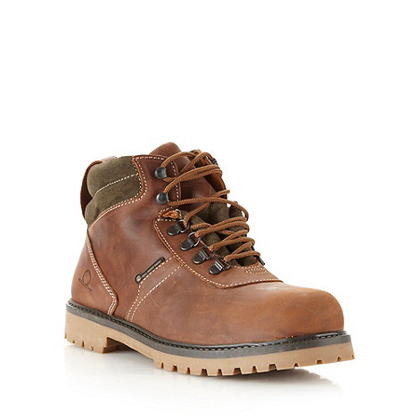 Chatham Marine - Tan leather waterproof boots