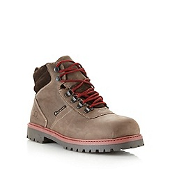 Chatham Marine - Dark grey leather waterproof boots