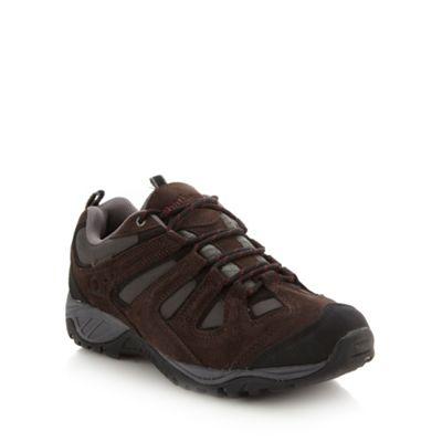 Chatham Marine Dark brown waterproof walking shoes - . -