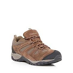 Chatham Marine - Dark brown waterproof walking shoes