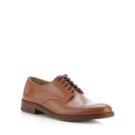 Ben Sherman - Tan leather smart shoes