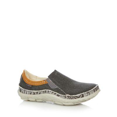 Cushe Charcoal patrol slipper shoes - . -
