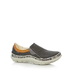 Cushe - Charcoal patrol slipper shoes