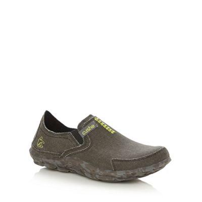 Cushe Black casual slipper shoes - . -