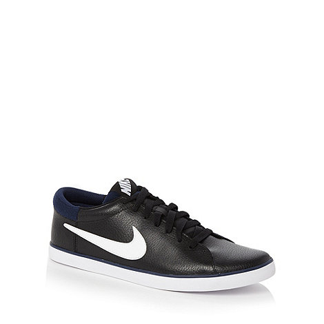 Nike - Black +Match+ trainers