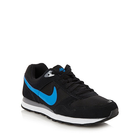 Nike - Black +MD runner+ trainers