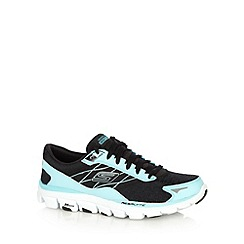 Skechers GOrun - Black 'GOrun Ride' trainers