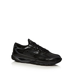 Skechers GOrun - Black 'Go Meb KRS' running trainers