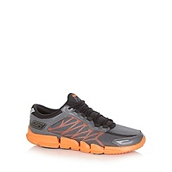 Skechers GOrun - Grey 'GOBionic Fuel' trainers