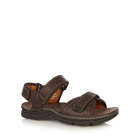 Clarks - Dark brown +ATL Part+ sandals