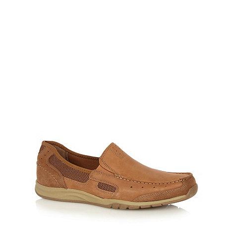 Clarks - Tan +Ramada Spanish+ shoes