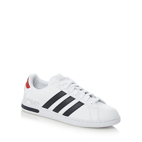 adidas - White +Derby II+ trainers