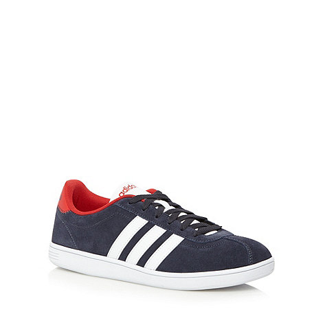adidas - Navy +VLNeo Court+ trainers