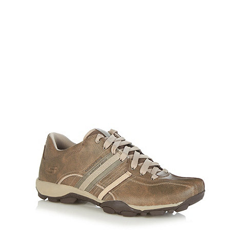 Skechers - Olive +Urbantrack Refresh+ trainers