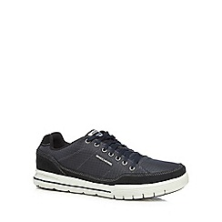 Skechers - Big and tall navy 'Arcade 2 Circulate' trainers