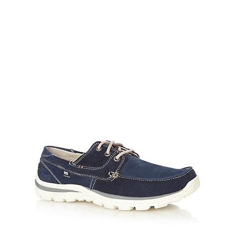 Skechers - Navy +Superior Darcio+ shoes
