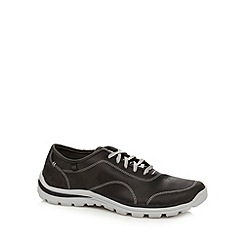 Skechers - Dark grey 'Superior Harvin' trainers
