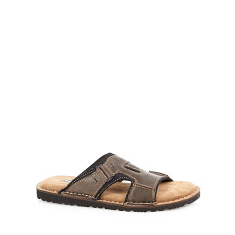 Skechers - Brown +Golson Volume+ sandals