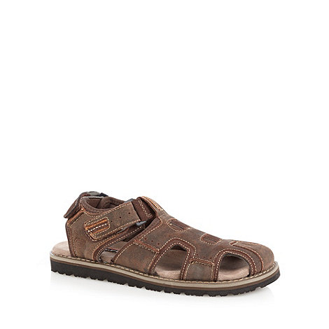 Skechers - Brown +Golson Zamos+ sandals