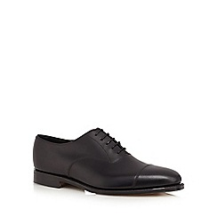 Loake - Black 'Aldwych' Oxford shoes