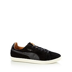 Puma - Black 'Modern Court' trainers