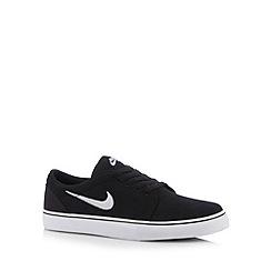 Nike - Black 'Satire Q4' lace up trainers
