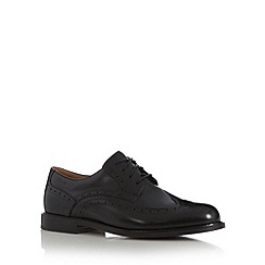 Clarks - Black 'Dorset Limit' brogues