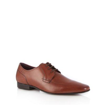 Clarks Tan leather ´Chilton Lace´ shoes - . -